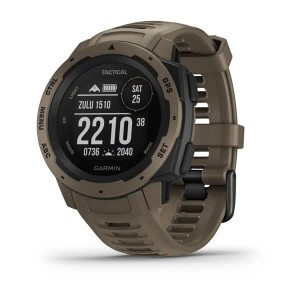 Garmin Instinct – Tactical Edition Jasnobrązowy 010-02064-71